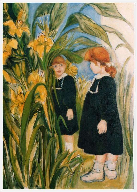 Nel bosco dei gigli gialli