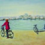 in bici al porto_webedf